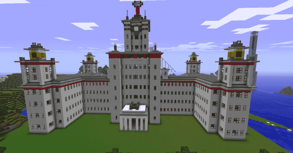 Université de Moscou de Minecraft