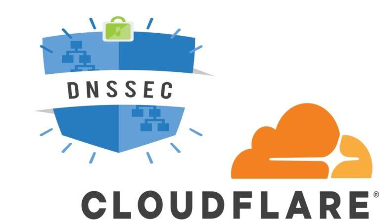 Installer et configurer DNSSEC sur Cloudflare puis chez son registrar